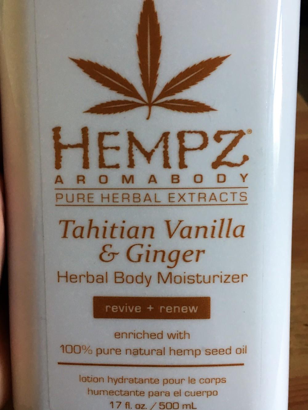 Hempz Body moisturiserr
