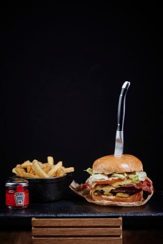 MPW Belfast burger